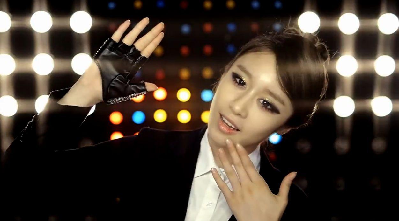 T-ara sexy love mv