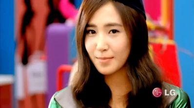 Girls Generation - Gee Yuri